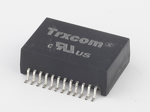 TRC-24PIN 贴片百兆以太网滤波器