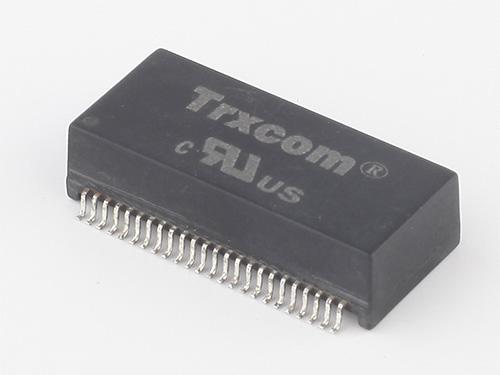 TRC-48PIN 贴片百兆以太网滤波器