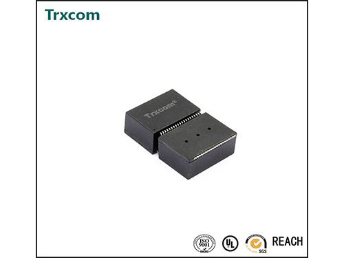 SMT T1/E1变压器 4口 带防雷保护 40PIN